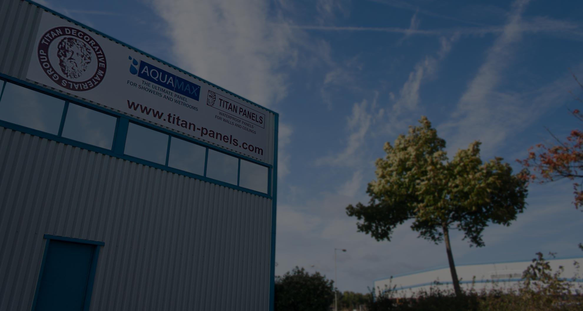 TITAN-Decorative-Materials-Group-Factory-Corner-Windows - TITAN Panels