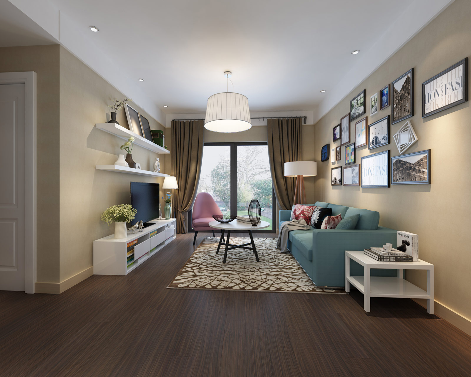 ClickLoc Ebony Flooring