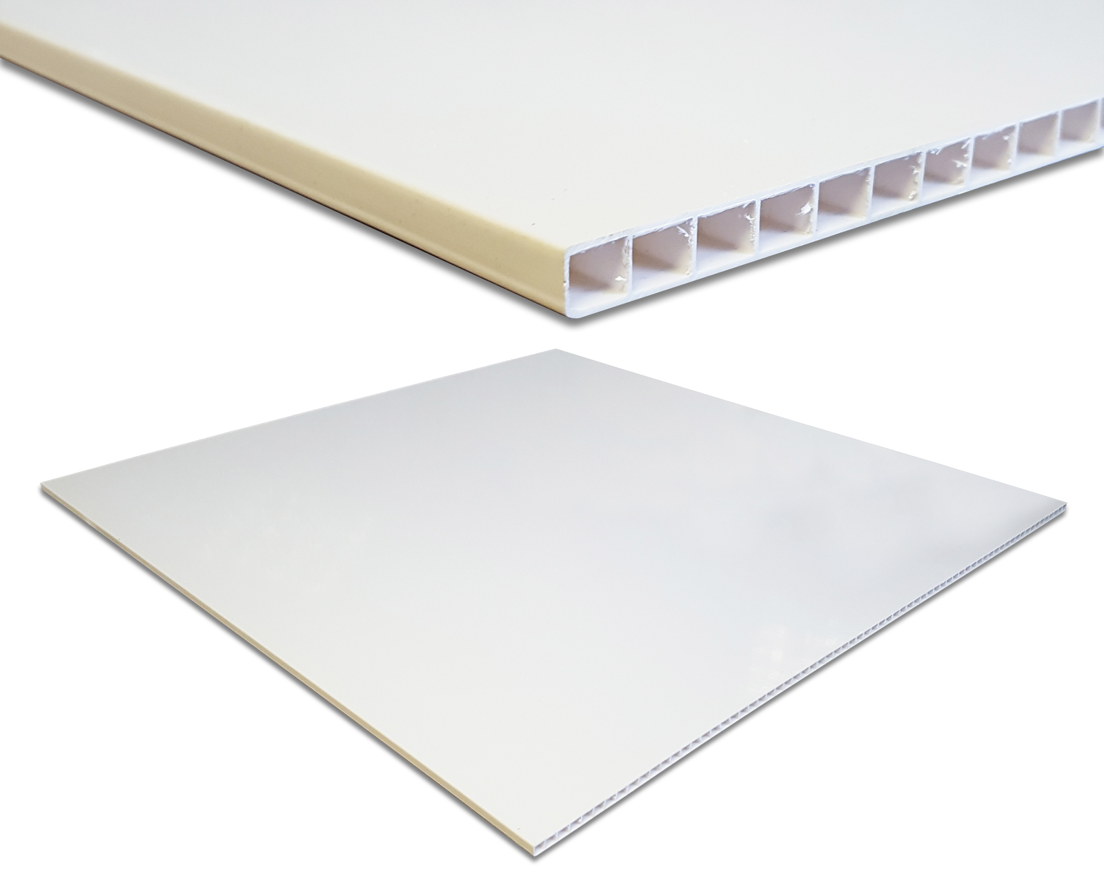 Pvc Ceiling Tiles : Titan easycare pvc ceiling tiles pack of panels