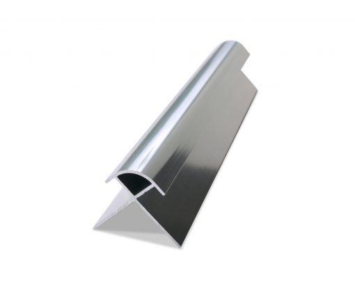 Aluminium External Corner Panel Trim