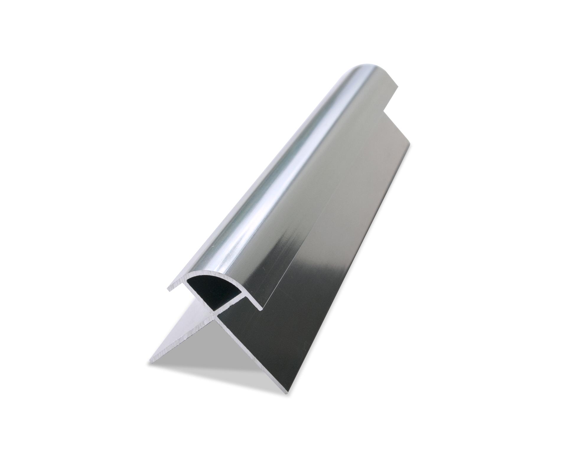 Aluminium External Corner Panel Trim Titan Panels