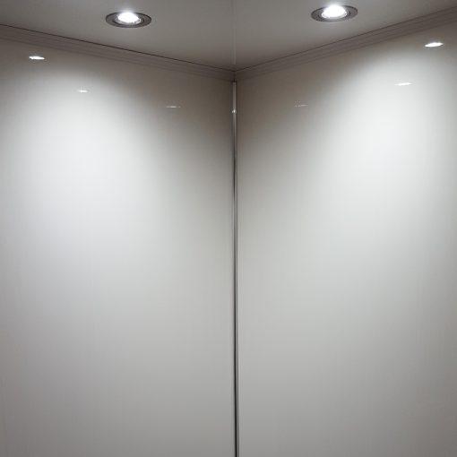 TITAN Decor Panel Gloss White