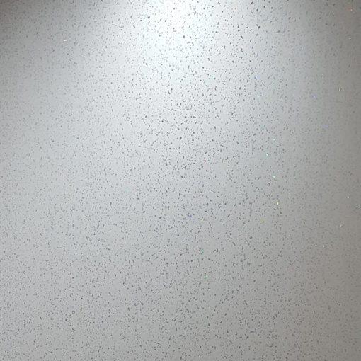 TITAN Panels White Sparkle Decor Panel