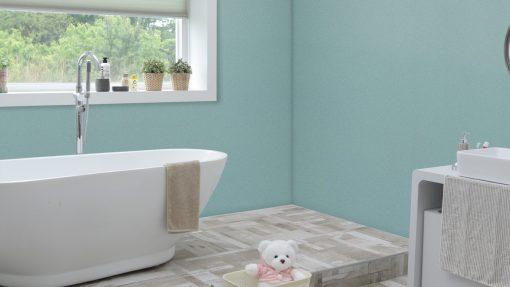 Azure Shimmer Aquamax PVC Shower Panel