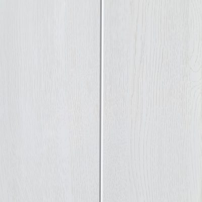 White Wood Twin Plank PVC Wall Panels